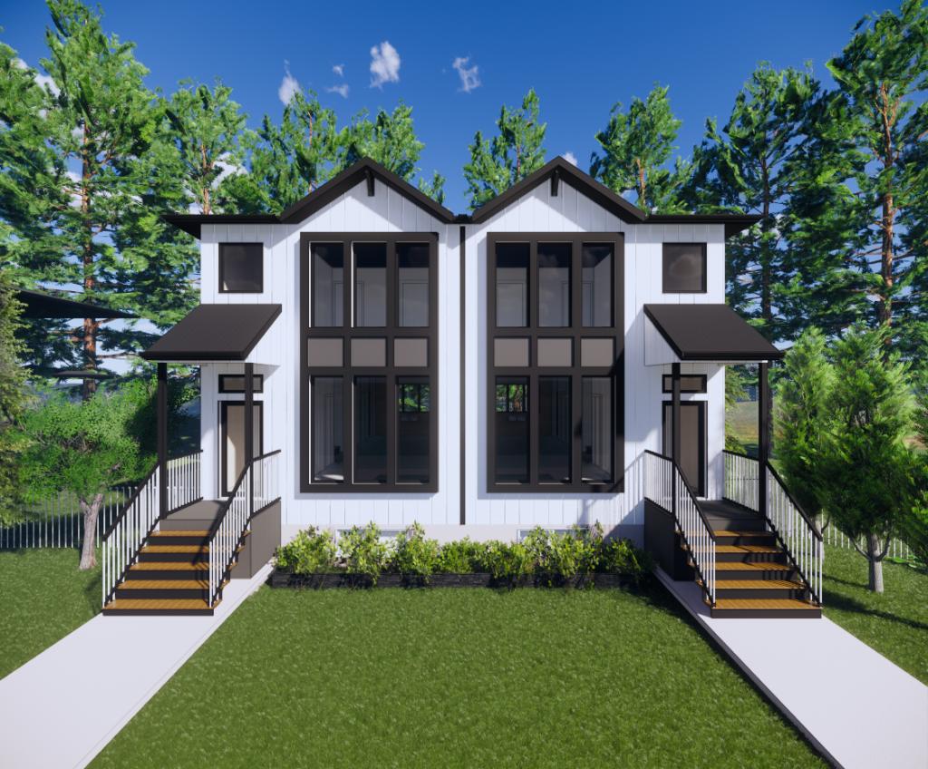 The Braemar Duplex